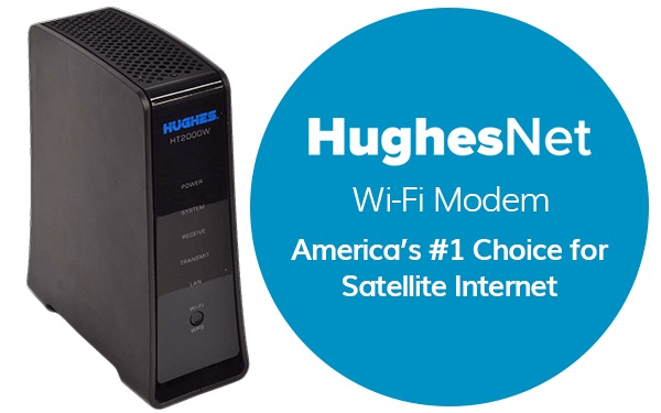 Quick checks to know if your HughesNet system has a problem
